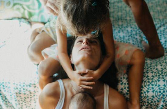 séance famille lifestyle cote d'azur caro BlueCicada Photography